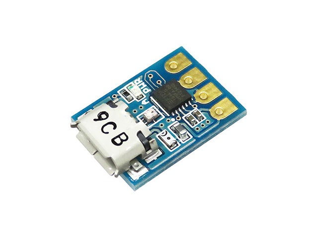 超小型USBシリアル変換モジュール