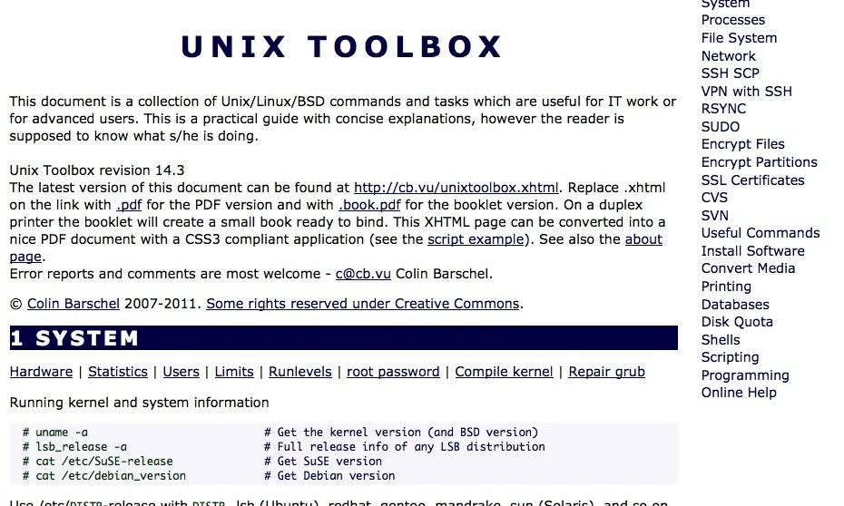 unix_toolbox
