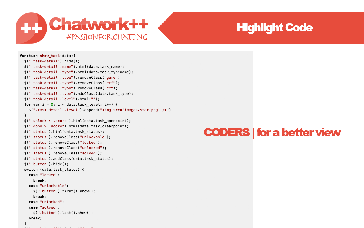 Highlight Code