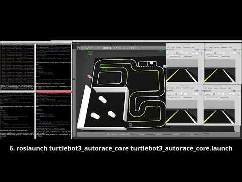 turtlebot3-autorace