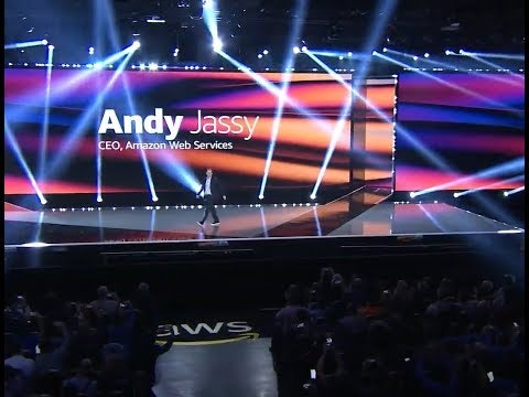 Keynote with Andy Jassy