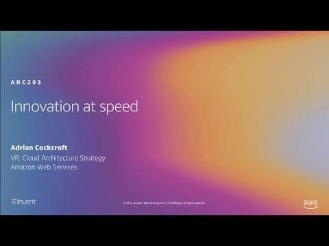 Innovation at Speed