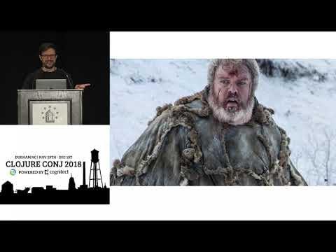Declarative Domain Modeling for Datomic Ion/Cloud
