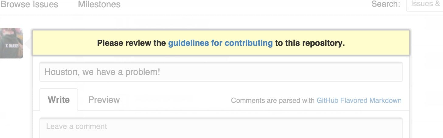 Contributing Guidelines