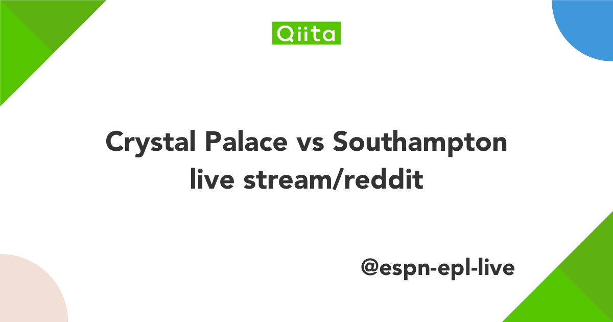 crystal palace vs southampton - photo #17