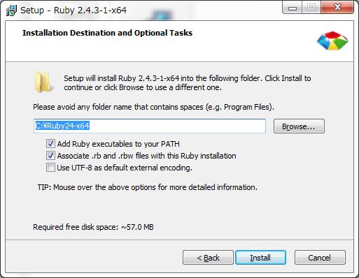 RubyInstaller2