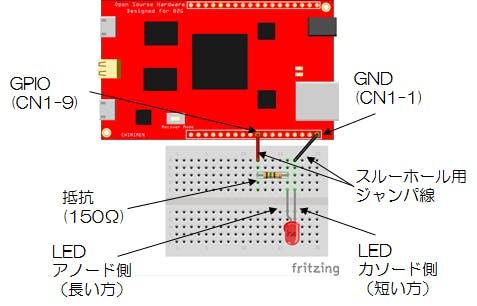 LEDBlinking_wiring