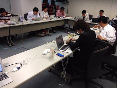 AITCシニア技術者勉強会 「一からはじめるIoT 3周目」第5回 アイデアソン
