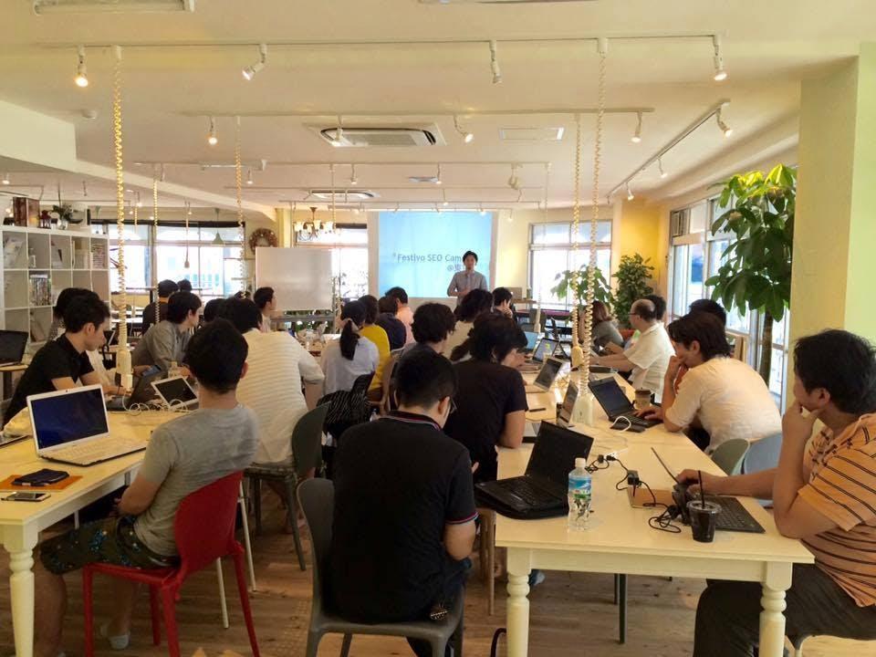 6/17(日)festivo SEO Camp@東京【9,000円】~SEOの全体像をつかむ!基礎概要から内部対策、キーワードやコンテンツの作り方など、実践スキルを学ぶ7時間!~