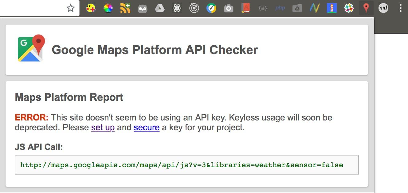 GoogleMaps APIKey対応 - Qiita