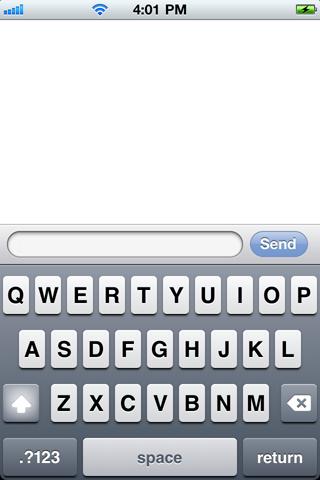 InputToolbar screenshot