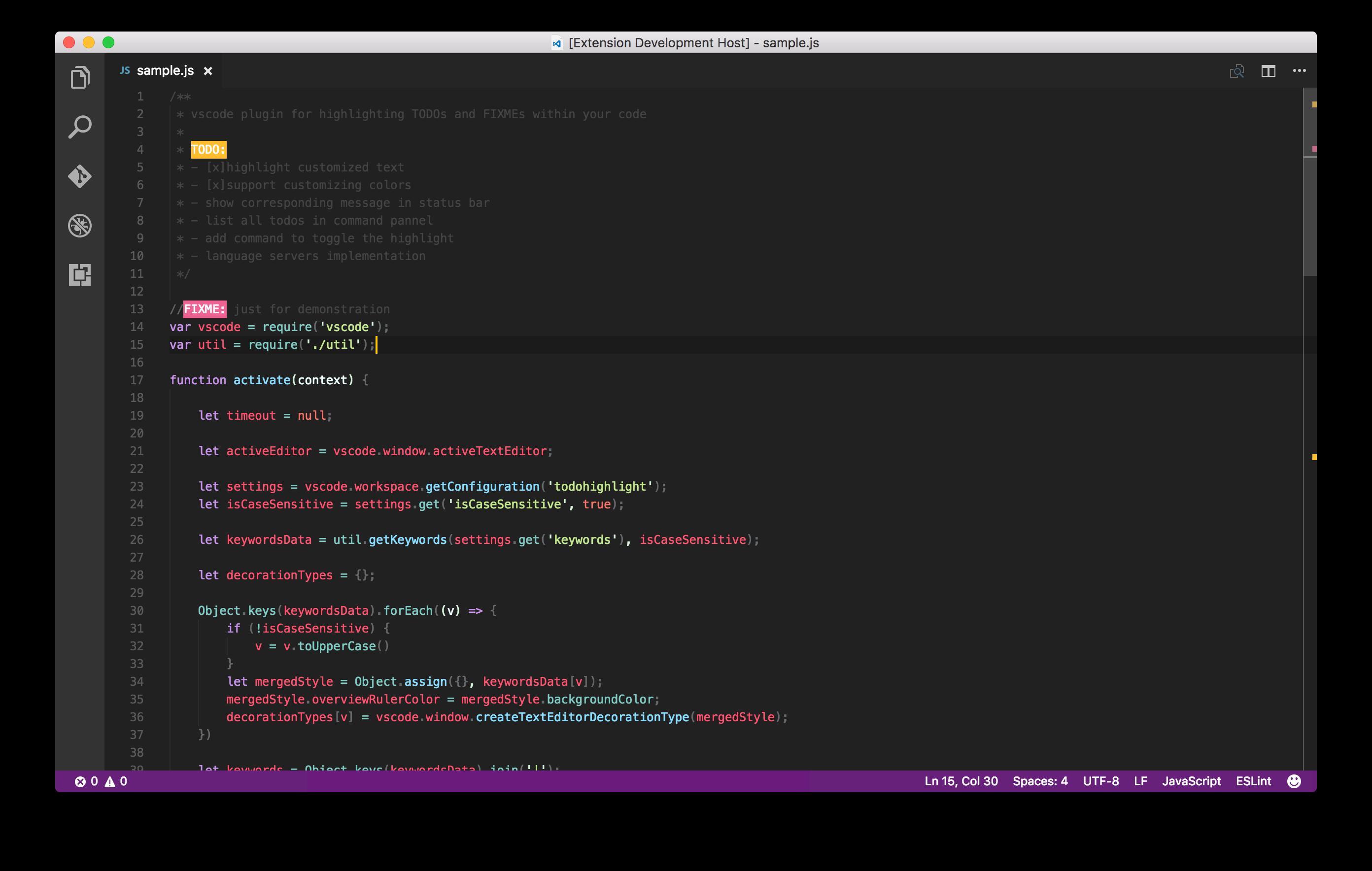 TODO_Highlight_screenshot