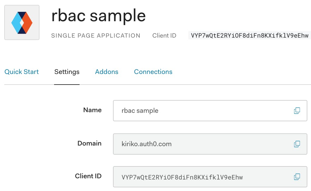 ReactのアプリケーションにRole Based Access Controlを実装する - Qiita