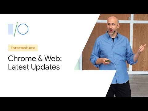 What's New with Chrome and the Web