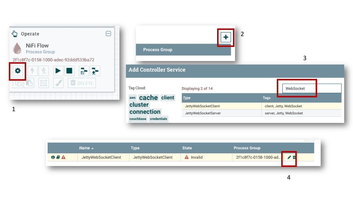 NiFi 1 1 0でWebSocketに対応したZ! - Qiita
