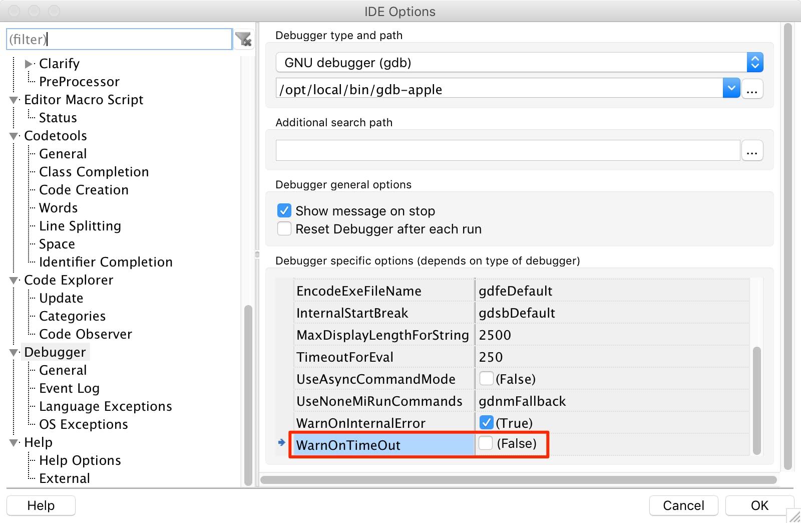 How to correctly run Lazarus (the Free Pascal IDE) on Mac - Qiita