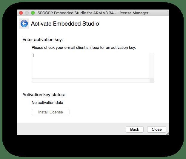 Segger Embedded Studio Ide