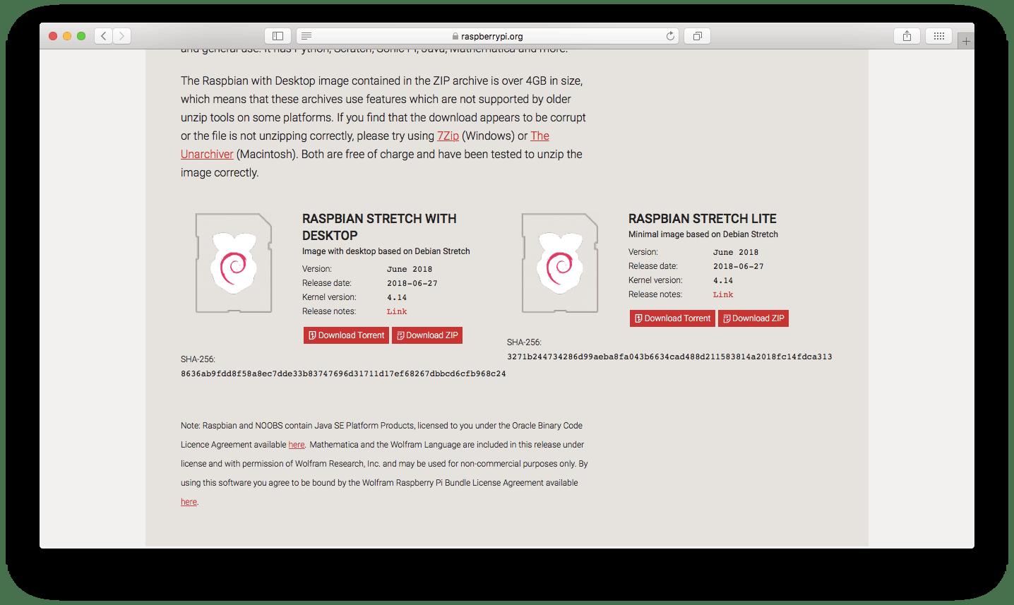 Raspberry Pi 起動用の SD カードを作成する - Qiita