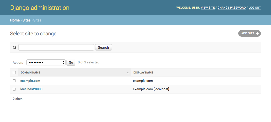 Select site to change I Django site_ - http___localhost_8000_admin_sites_site_.png