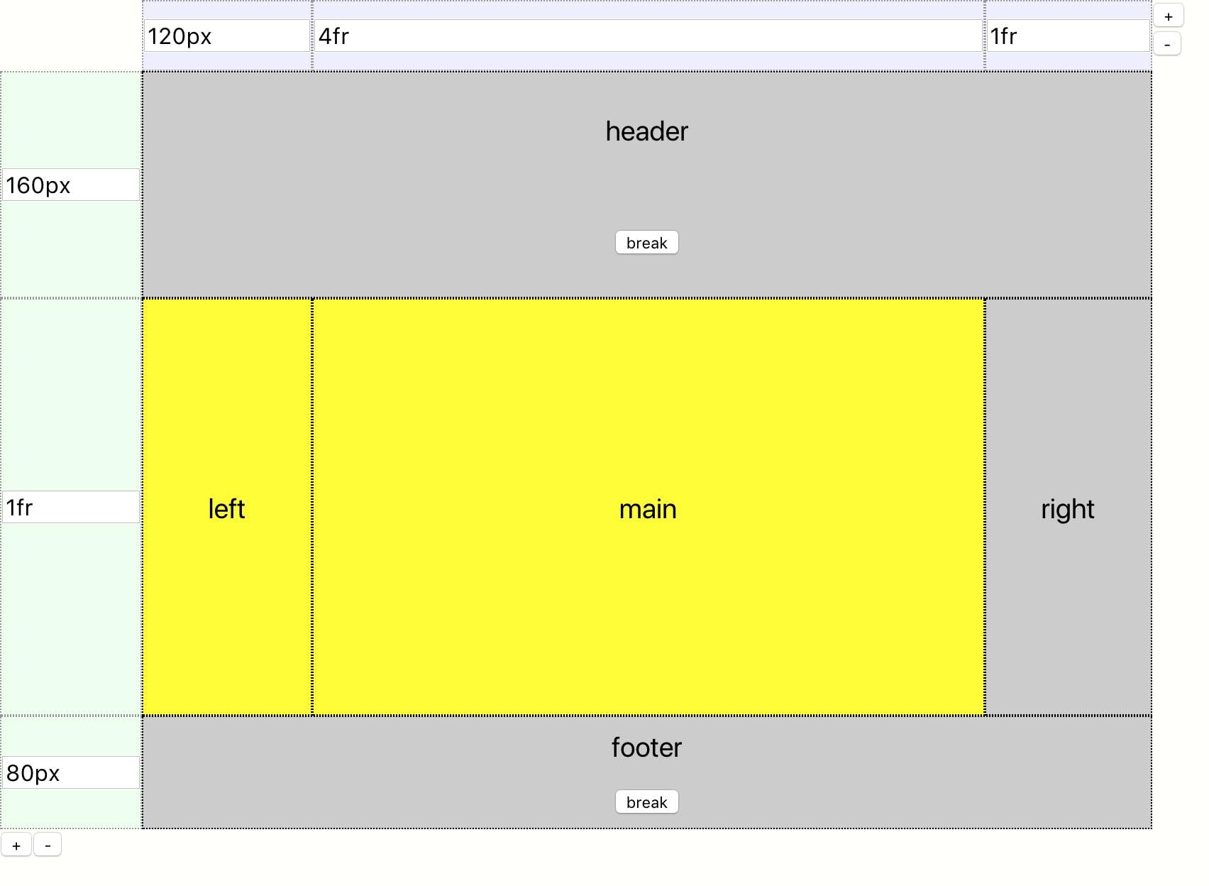 実録コミット振り返り:CSS Grid Layout GeneratorをVueで作ってみる - Qiita