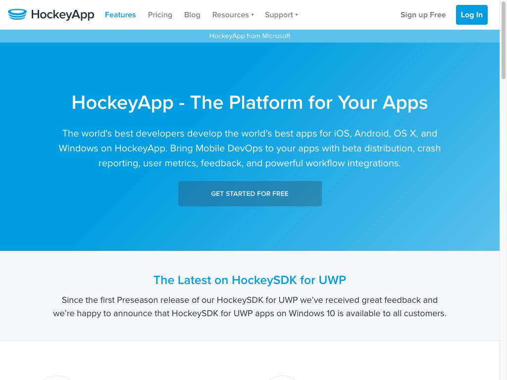 HockeyApp - The Platform for Your Apps.png