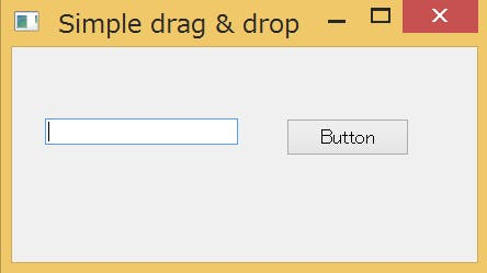 Pyside2 Button