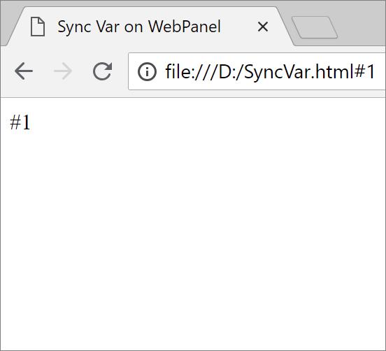 Chrome画面