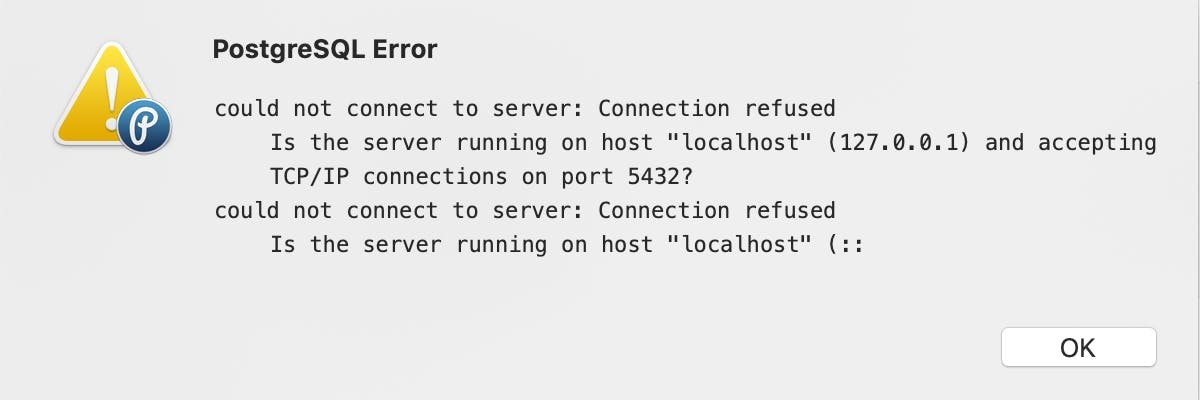 Connection Refused To Localhost