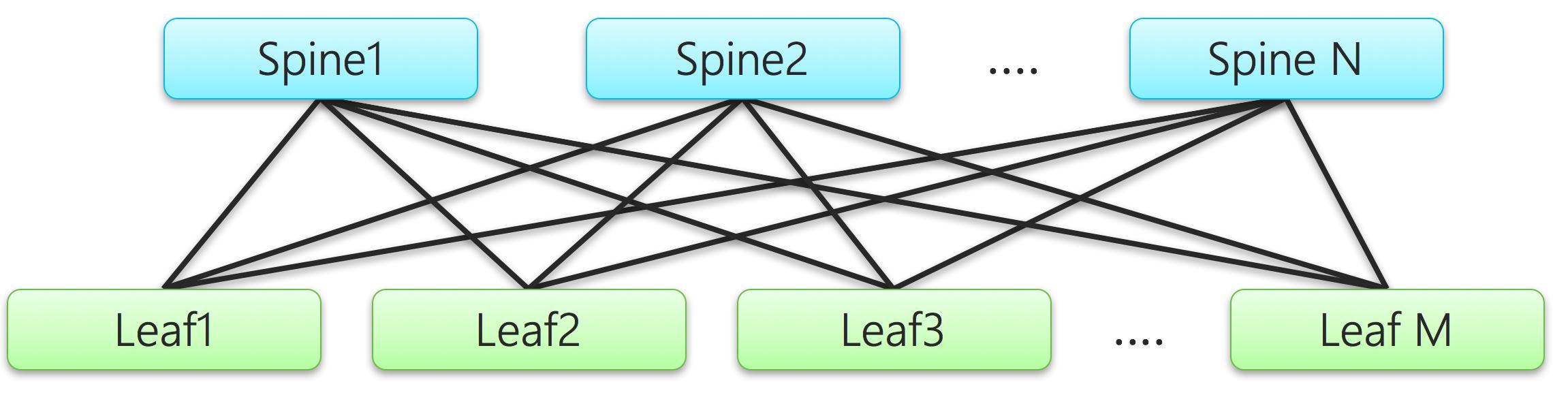 Leaf/SpineTopology