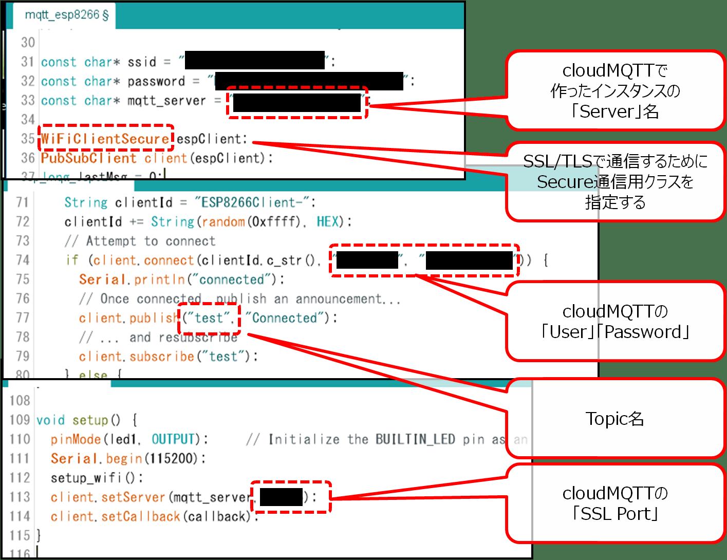 CloudMQTTを使ってESP-WROOM-02をクラウドに接続する - Qiita