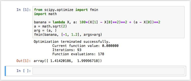 Pythonで最適化問題を解く - Qiita