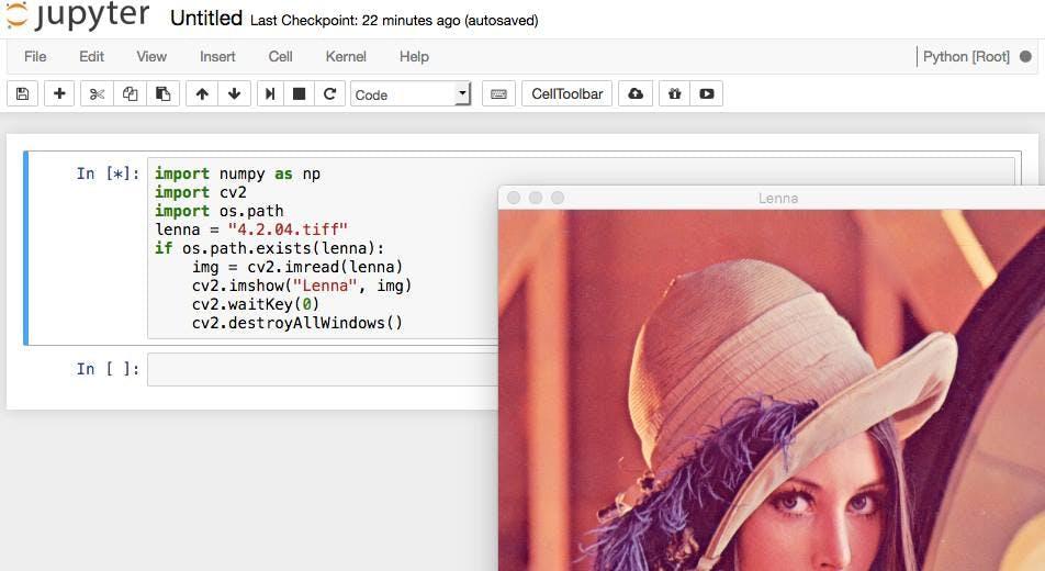 Pythonで画像処理 (その1) - Qiita