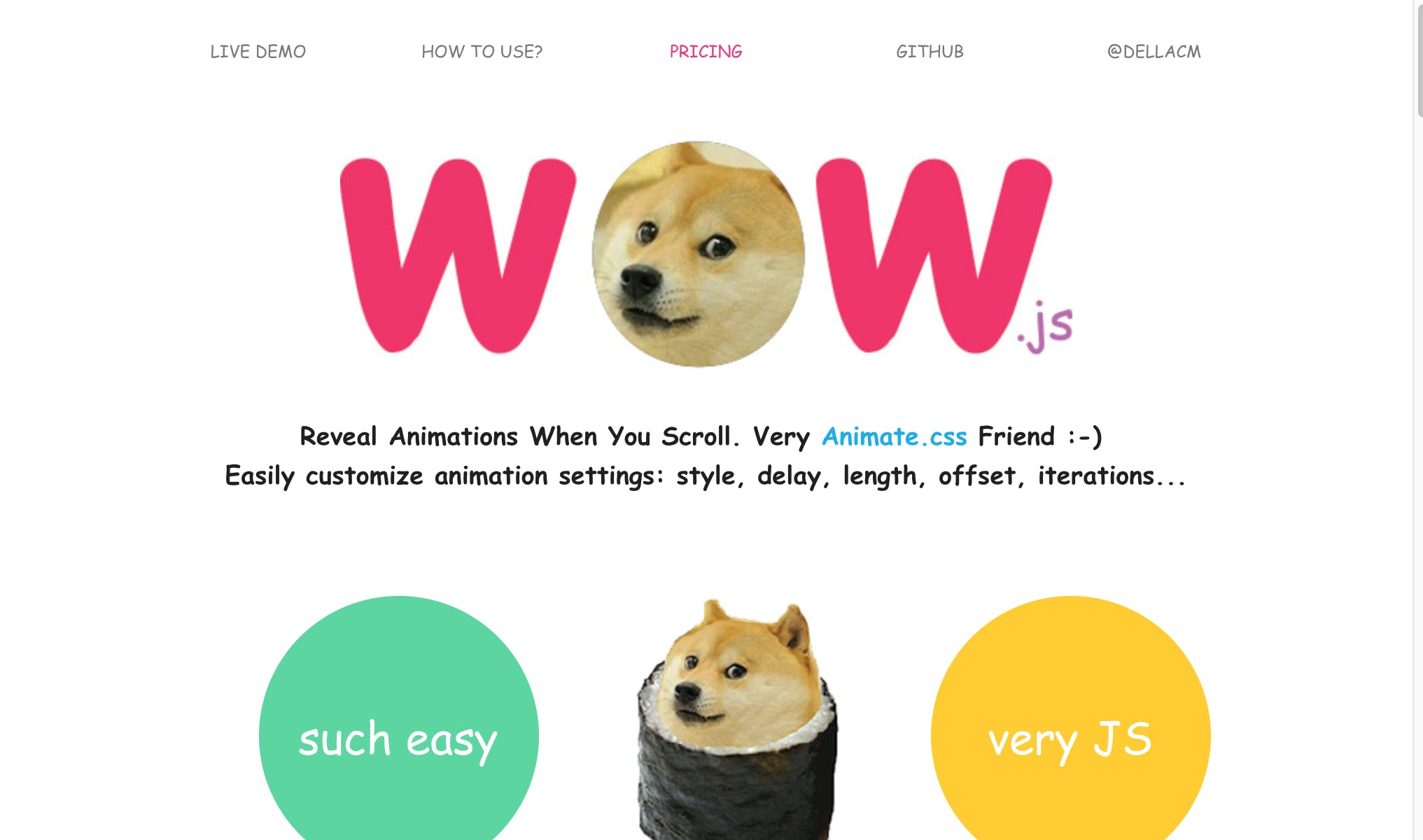 Reveal Animations When Scrolling — WOW js.png