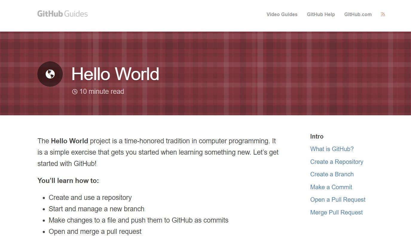 GitHub公式チュートリアル