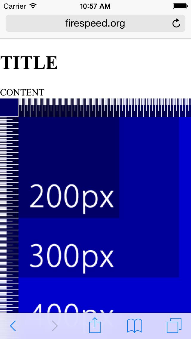 iPhone5で幅1000pxの画像を表示しても縮小されず320pxまで表示されるようになった