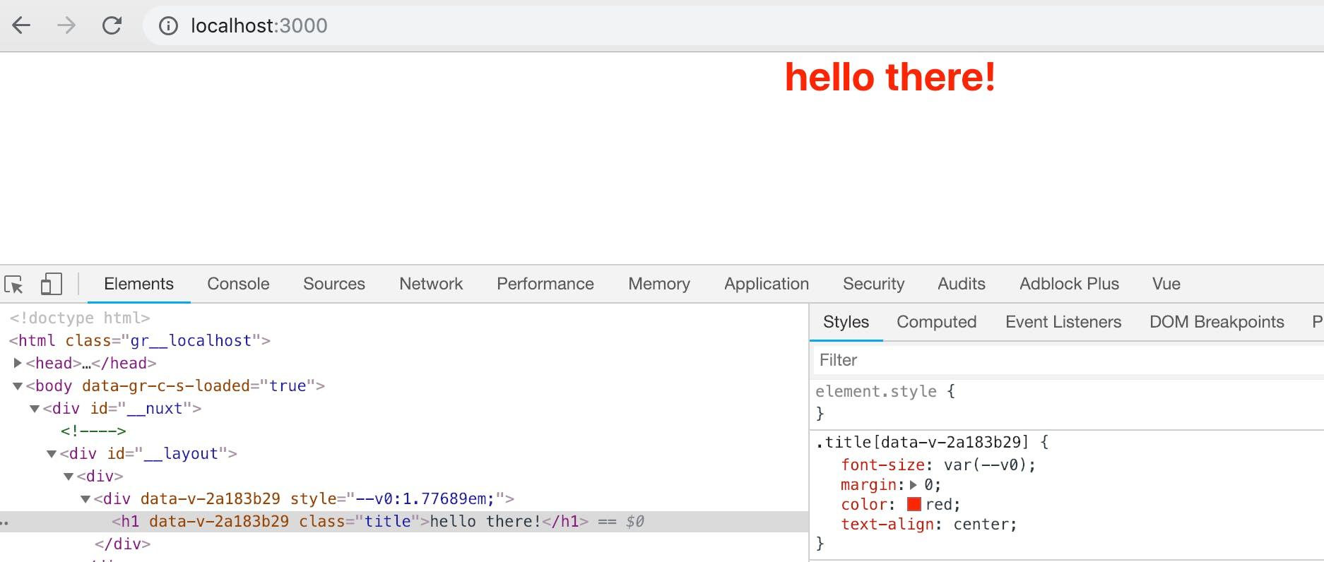 Vue js(または Nuxt js)でCSS in JavaScript - Qiita