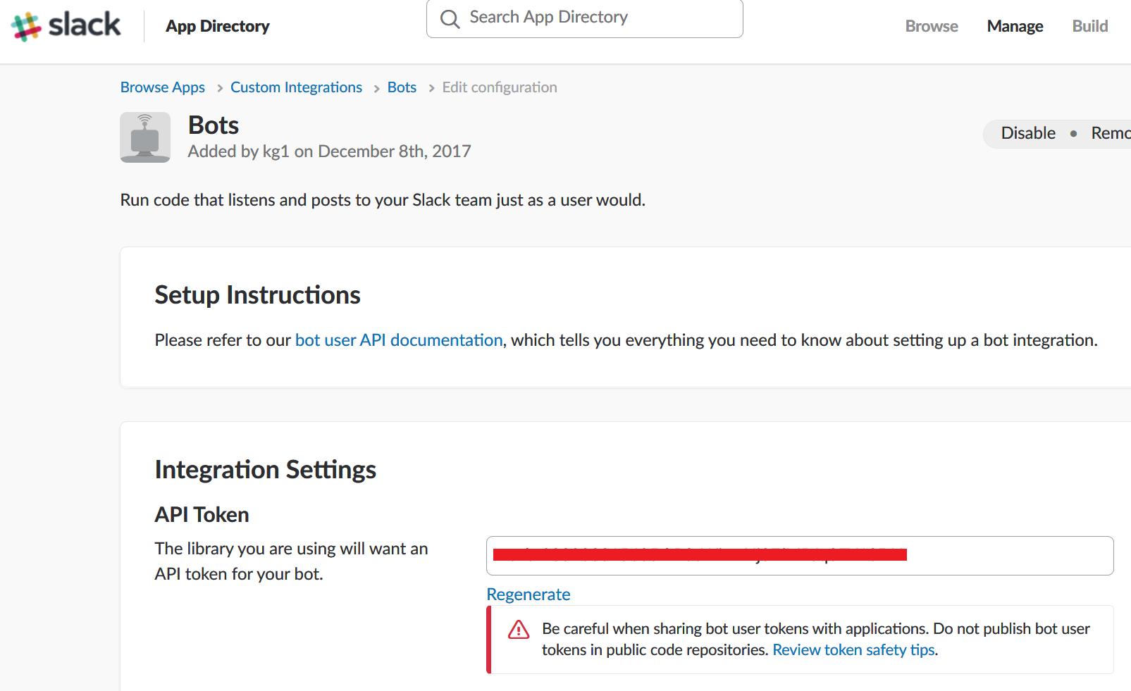 Watson APIを利用してPythonで多言語通訳botをSlackに作る - Qiita