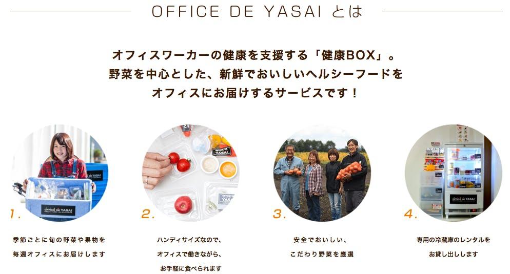 OFFICE_DE_YASAI_オフィスで野菜を食べて健康に 2
