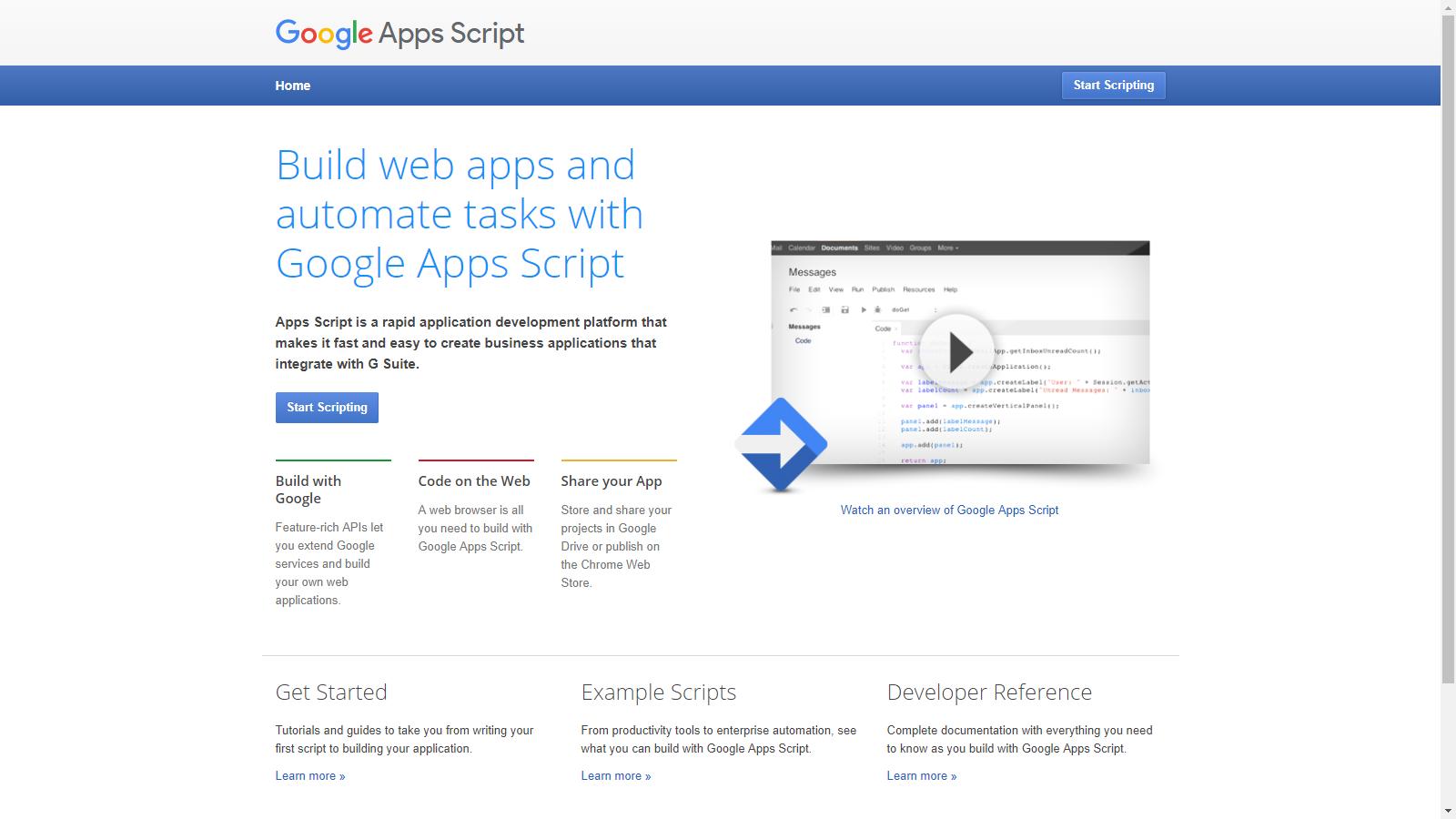 script.google.com