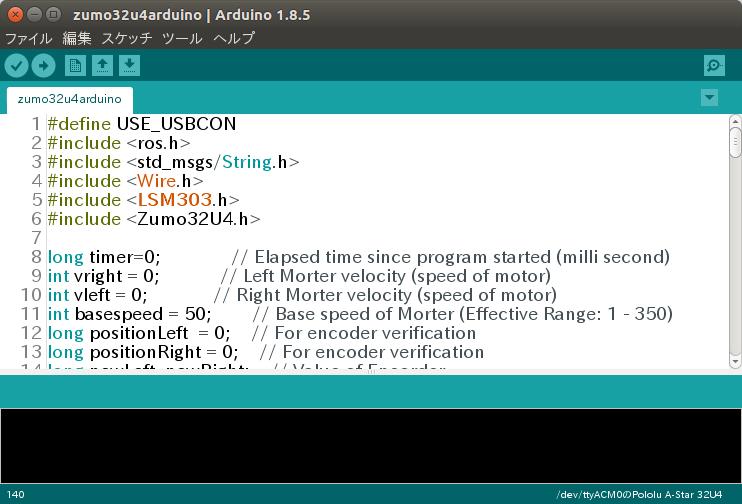 RaspberryPi3とZumoとROSで半永久自走式充放電ロボを作成したい_008日目_SLAM_GMapping_LiDAR(A1M8) -  Qiita
