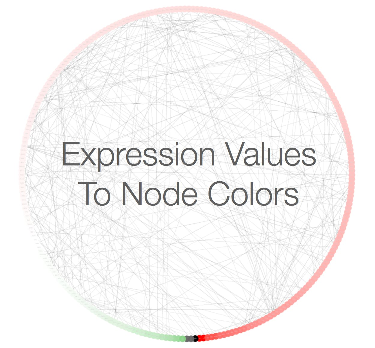 Node Color Mapping