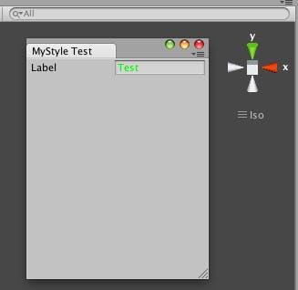 Unity3Dで、ラベルの色も変えつつ、EditorStyles numberFiledみたいな