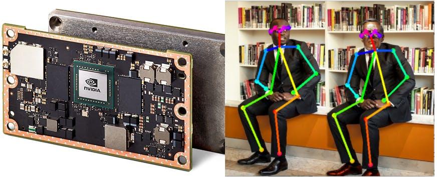 NVIDIA Jetson TX2でTensorFlowによる人体姿勢推定プログラムを動かせる