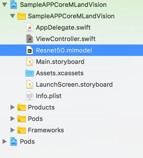 Swift - Realtime Detection and Prediction App Using Core Machine