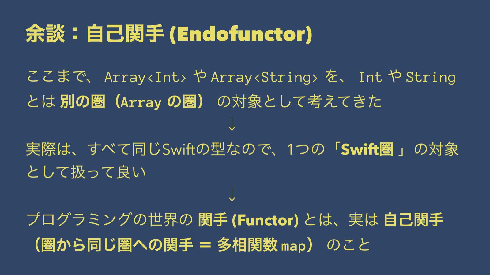 iOSDC Japan 2018 「圏論とSwiftへの応用」発表スライドメモ - Qiita