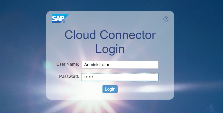 SAP Cloud Connectorのインストール - Qiita