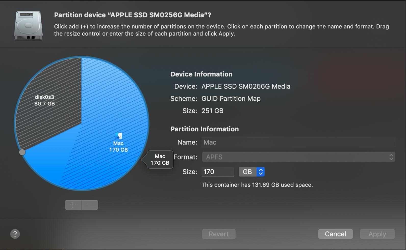macOS MojaveとUbuntu 18 04をデュアルブート - Qiita