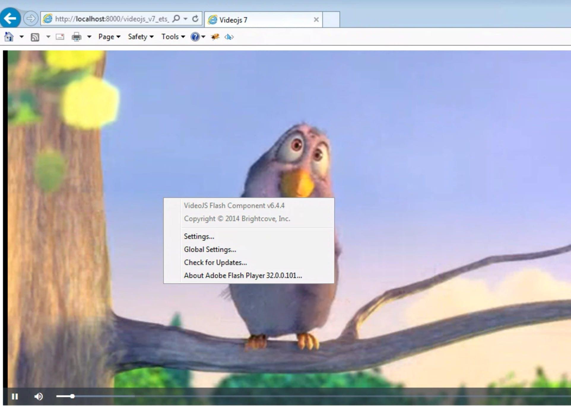 IE 11 をサポートしたビデオストリーミング方法 - Qiita