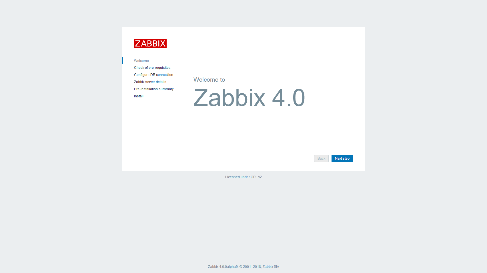 Welcome to Zabbix 4.0.png