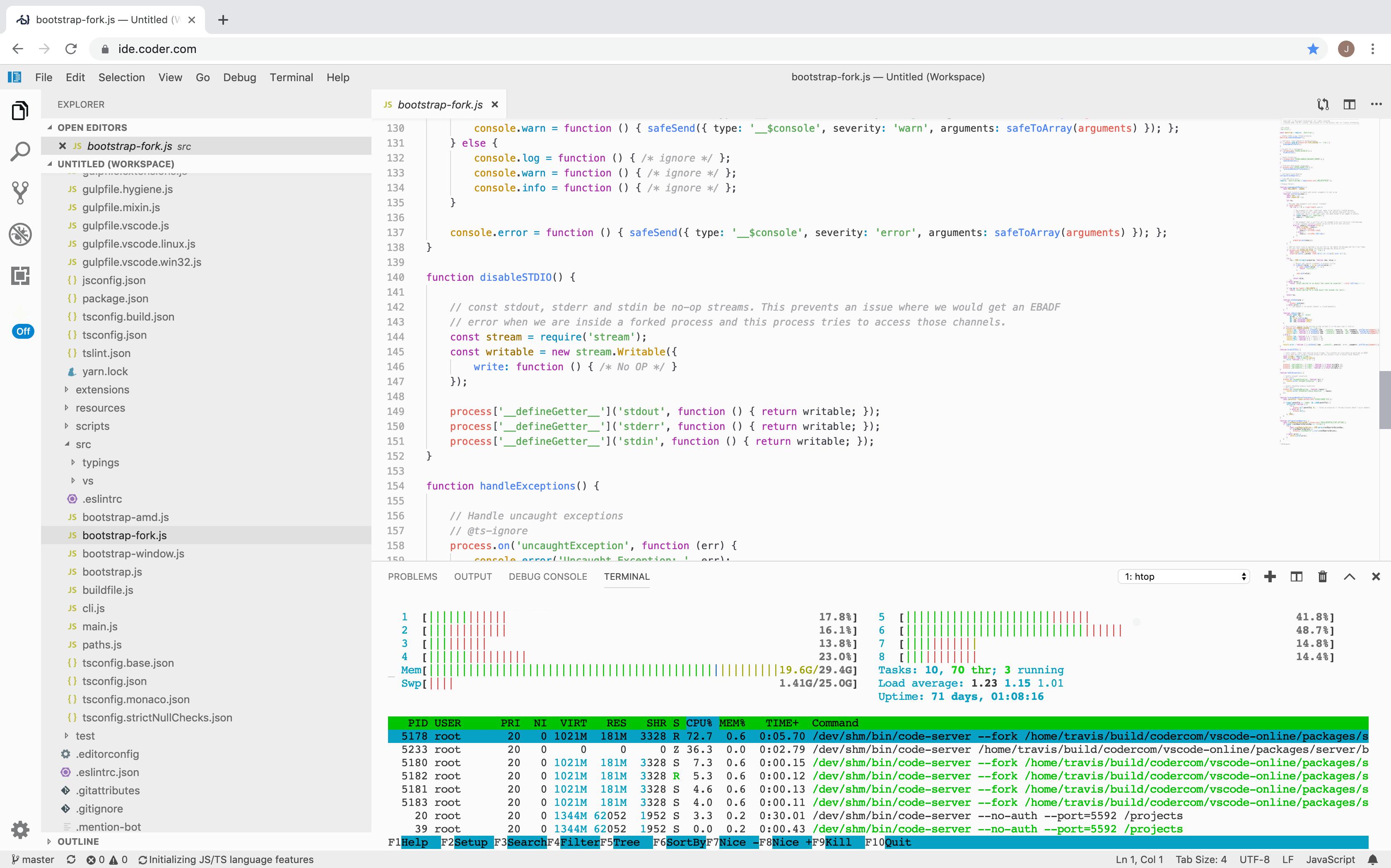 code-server